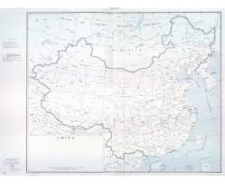 World Map With Lakes by Maps Of China Detailed Map Of China In English Tourist Map