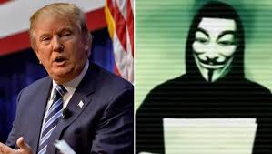 anonymous attack on target black friday anonymous hackers u0027 group targets donald trump cbs news