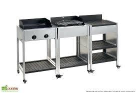 meuble cuisine exterieur inox meuble cuisine exterieur meuble cuisine inox roubaix 21 blanc