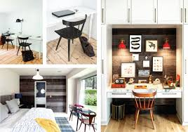 Dining Room To Office by Get The Look Four Hands Furniture Blog
