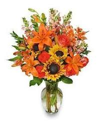 flower delivery rochester ny fall flower gala arrangement in rochester ny personal designs