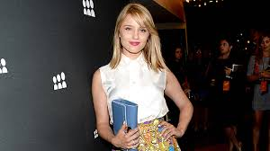 5 things you don u0027t know about dianna agron entertainment tonight