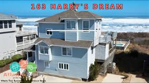 163 harrys dream oceanfront outer banks vacation rental house