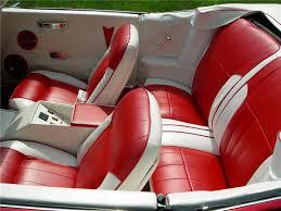 1968 Firebird Interior 1968 Pontiac Firebird Custom Convertible 96210