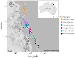 Great Barrier Reef Map Diversity Free Full Text Modelling Growth Of Juvenile Crown Of
