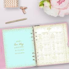 wedding planning organizer wedding planner pdf printable wedding planner printable
