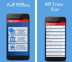 indian railway apk indian rail offline time table apk version 3 0 1