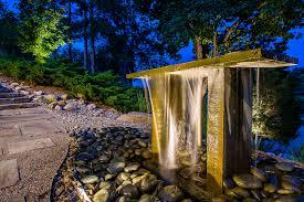 modern water feature zen modern water feature lotus gardenscapes
