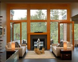 pleasant and intriguing indoor outdoor gas fireplace designed for