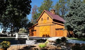 The Great Barn At Stone Mountain Traditional Wood Barn Projects Photo Galleries Ponderosa