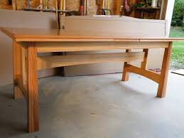 dutch pull out table refectory table or dutch pullout by jeepersparky lumberjocks com