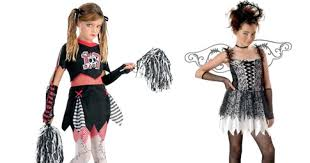 scary tween trend raunchy costumes preteens
