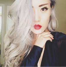 glamorous styles for medium grey hair 16 best glamgray images on pinterest grey hair going gray and