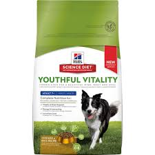 hill u0027s science diet 7 active longevity original dog food