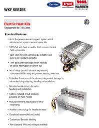 payne air handler wiring diagram to carrier bryant wkf brochure