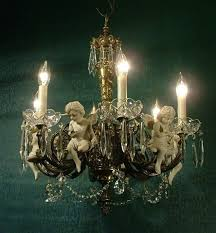 Chandeliers With Lamp Shades The Lamp Doctor Lamp And Chandelier Restoration Repair