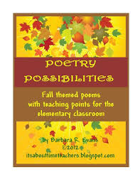 it s about time teachers thanksgiving poetry freebie