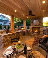 ideas for outdoor kitchen backyard kitchen ideas blue outdoor kitchen backyard landscaping