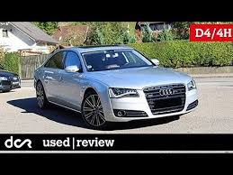 buying used audi buying a used audi a8 d4 2010 2017 buying advice with common