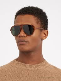 mens light tint sunglasses mens accessories gucci tinted aviator sunglasses light tortoiseshell