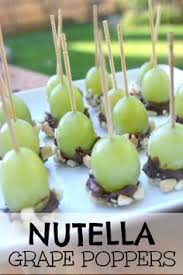 caramel grapes these are a huge hit at parties yummies