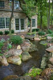 best 25 backyard stream ideas on pinterest garden stream pond