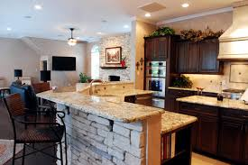 Living Room And Kitchen by Living Room And Kitchen Together How To Decorate A Kitchen That S