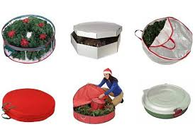 wreath storage boxes for sale
