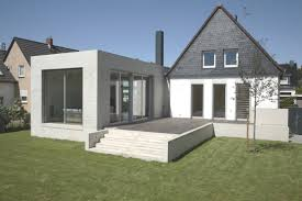Wohnzimmer Anbau Alt Trifft Neu Duisburg Moderne Häuser Und Einfamilienhaus