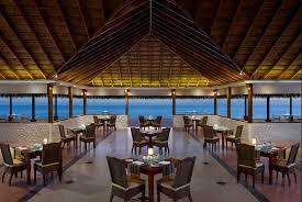 all inclusive resort maldives dining at cinnamon dhonveli