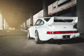 porsche widebody rear media renza motorsports
