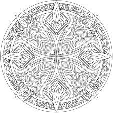 25 celtic mandala ideas irish celtic tattoos