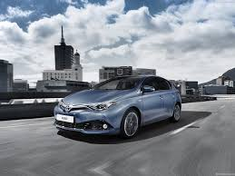 latest toyota cars 2016 toyota auris 2016 pictures information u0026 specs