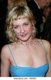 back view of amy carlson s hair amy carlson stock photos amy carlson stock images alamy
