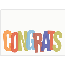 congratulations promotion card business congratulations greeting cards on the promotions