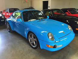 miami blue porsche boxster anyone in miami with a riviera blue 993 rennlist porsche