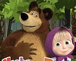 masha bear puzzle masha bear games
