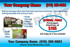 Pressure Washing Estimate by Powerwashing Post Cards Window Cleaning Post Cards Roof Cleaning