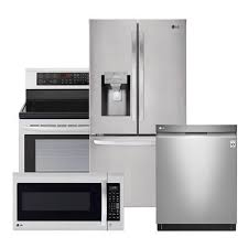stainless steel kitchen appliances kitchen appliance packages the home depot
