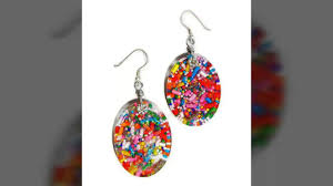 funky earrings funky earring ideas for