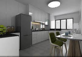 hdb flat kitchen design kitchen design ideas