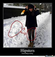 Winter Meme - hipster winter by strangecoloursky meme center