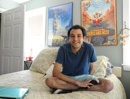 hyannis man u0027s life with autism hits the silver screen