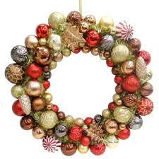 martha stewart living snowberry 24 in shatter resistant ornament