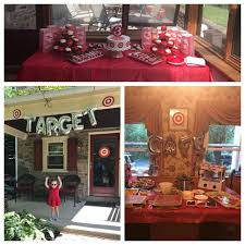 themed party girl has target store themed birthday party