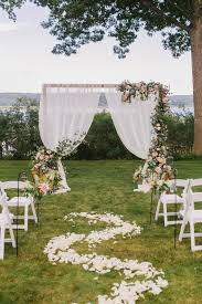 wedding altars 25 trending wedding altar arch decoration ideas