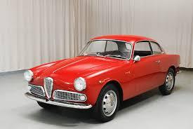 alfa romeo giulietta classic 1961 alfa romeo giulietta sprint coupe hyman ltd classic cars