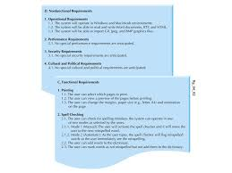 business requirement documents business analysis presentation