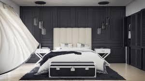 40 beautiful black u0026 white bedroom designs