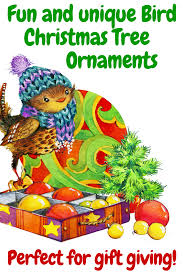 top 10 bird christmas tree ornaments u2022 birding fever